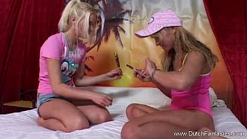 frieand friend lesbian her whit Anal fuck by big cock