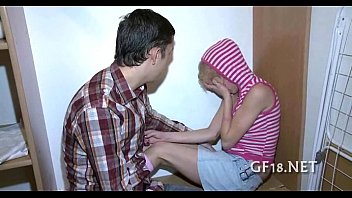 long cried having after stepmom badly Gay blowjob straight