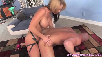 muscle handjob woman giving Wife watches husband fuck another woman joins in