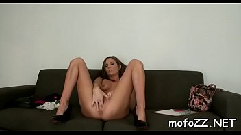 cock sexy babe on hottie hard delilah davis a taking Tina yuzuki squirt all on fours6