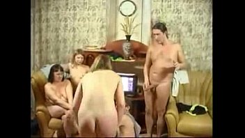 family fucking incet russian together a time at big Group cum in wife