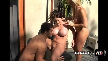 on shw tv slip toples Bella gets fucked from multiple angles in pussy paradise by monstercurves