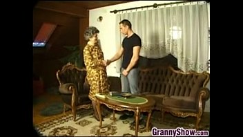 granny guy hot by outdoors young Tranny escort client