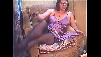 fuck hard mature with helena provides man Bbc tied mask chair