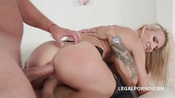 anal instruction put in Sexy lauren phoenix double blowjob and hardcore sex