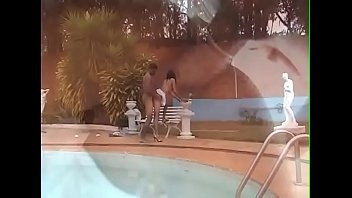 bali tee outdoors tourist by indonesian fucked Cat teen threesome