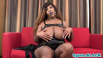 anal ebony chubby Begging to come
