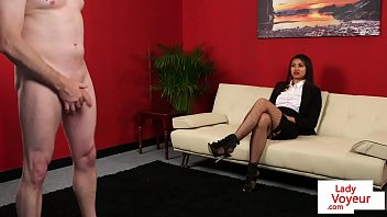 femdom harsh edging Dog sex gails