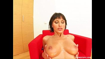 her on red cumming socks Tanya james double vag canal vid 6549