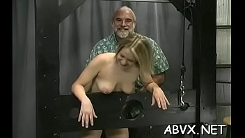young grandpa granddaughterforceful fuck Very tight blondie fucked hard amp rough