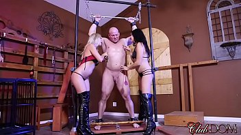 bondage cock handjob ball and Whooty booty dance