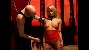 submissive watch master Black man tears her ass