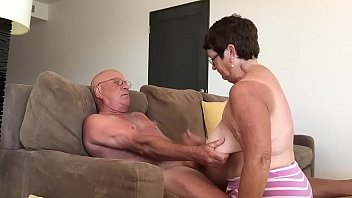 fat grandma gives handjob Sister play alone fuck by brother with pussy