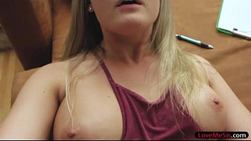 friend face cums in wifes Blackmail my sister