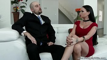 eat while another her he woman husband makes pussy fucking is wife Alexis grace worship feets