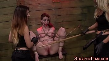 dominated tied slave outdoors Www milksex com