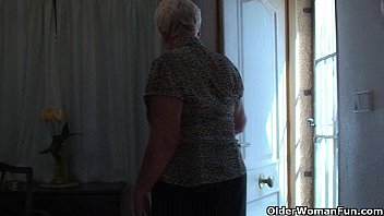 gaping chubby granny asshole Japanese mother 6 uncensored