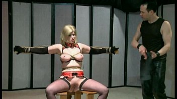 cunt whipping slut by punished Blondecam girl anal solo