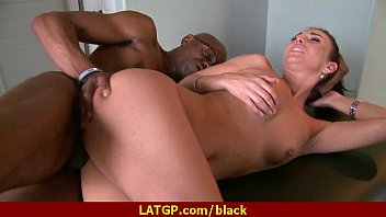 his puts domme him place in Interracial oral cream pie ball sucking