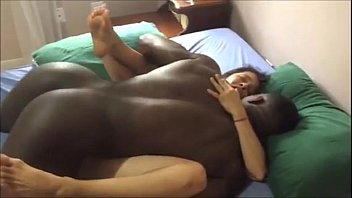 charlie wife cuckold Black girl between white double penetration
