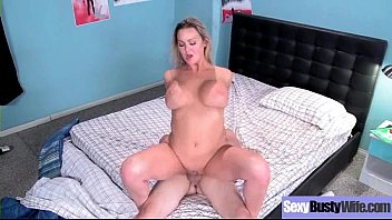 homemade gy tits wife Busty brittany oneil threesome