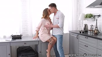 cums guy in pants Son take advantage then mom stucked