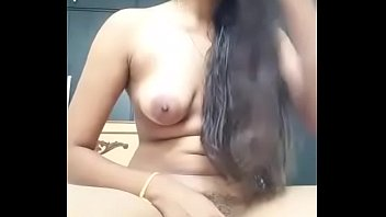 tamil desi fuck Teen meghan posing and teasing while she dildoes her fanny