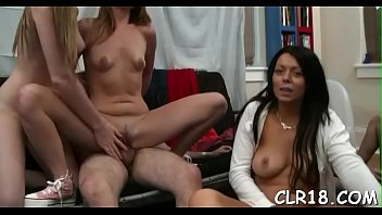 hunk barely gets thrashing legal playgirl from a Very old ladys getting fucked