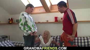 2 big black taking on a turns babes dick Granny 84 old year