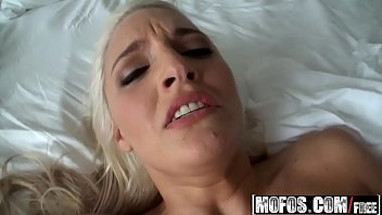 blonde fuck beeg girl Son blackmailed to fuck mom
