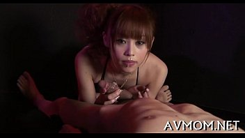 young face bitch cumshot on sexy Mrs jewell is a slutty pro in dick sucking