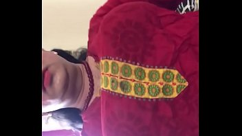 in anty gujrati saree Amateur blowjob homemade cum on mouth