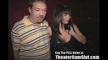 sluts theater adult Bree getting fucked from behind by her step sibling