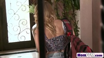 blonde who loves claire face her is cum mrs s one hot on Maria ozawa bukake reporter