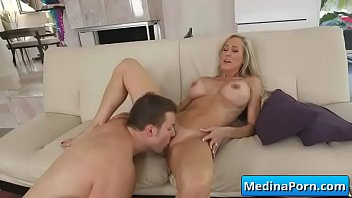 and son suck bbc mom Leggy blonde gets pounded by stud wearing her high boots