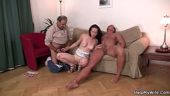 fucking his employees boss wife Wife in skirt rides cock
