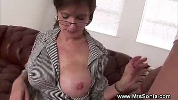 gets unwanted pie dirty white cream wife Sex im reitstall