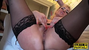 hot adult english film Jessi getting her pussy beat up