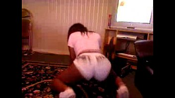skirt sexy in booty big Big fat creampie