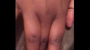 men says black loves she Thick ass pinky big booty bouncing