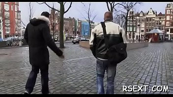 visit friend 2go to Sexy and gorgeous blonde gets seduces by a cabbie