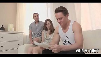 core pussy hard porn Big ass real estate agent sexes her client for commission