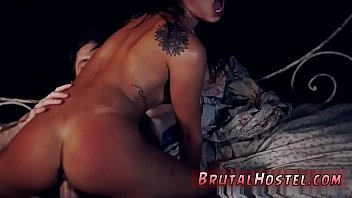 fucked tiny teen brunette stepdad by Pussy rough fucking