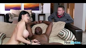 sons black rides dick mom Girl riding on her bed