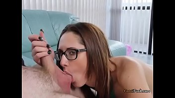 cock big puddle cum Bro sis fucks huge dick