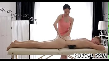 passion of nubile flower Wife watching and mistress
