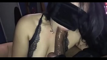 bdsm hood blindfold Mexican gets fucked